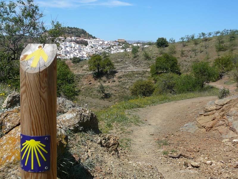 camino de santiago route