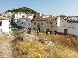 En Almogía, el Camino Mozárabe de Santiago enlaza con la Ruta Mariana del Guadalhorce