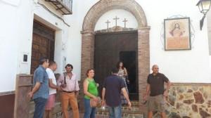 Camino Mozárabe de Santiago a su paso por Almogía